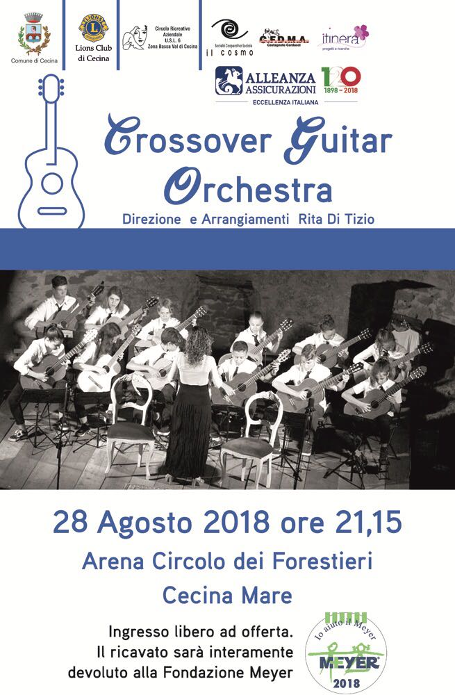Crossover Guitar Orchestra