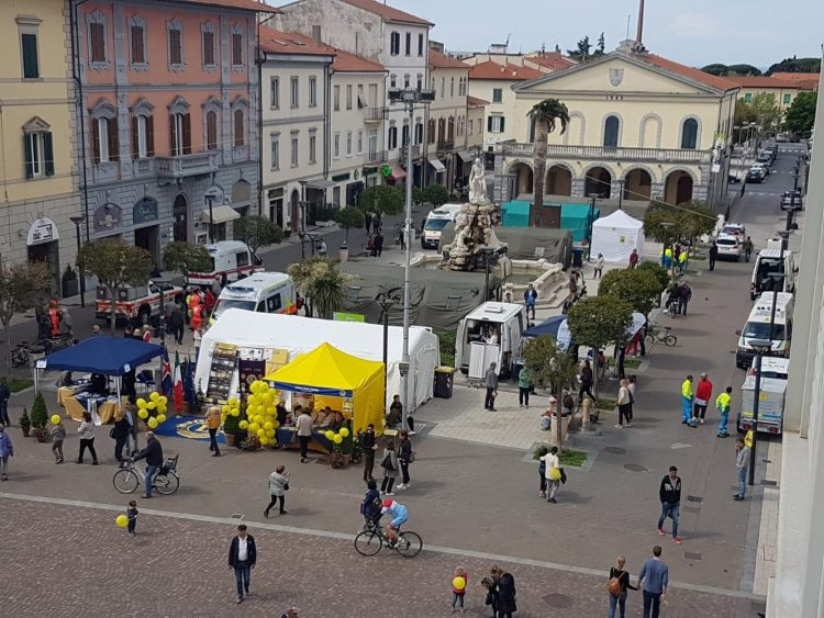 Lions in Piazza 2019